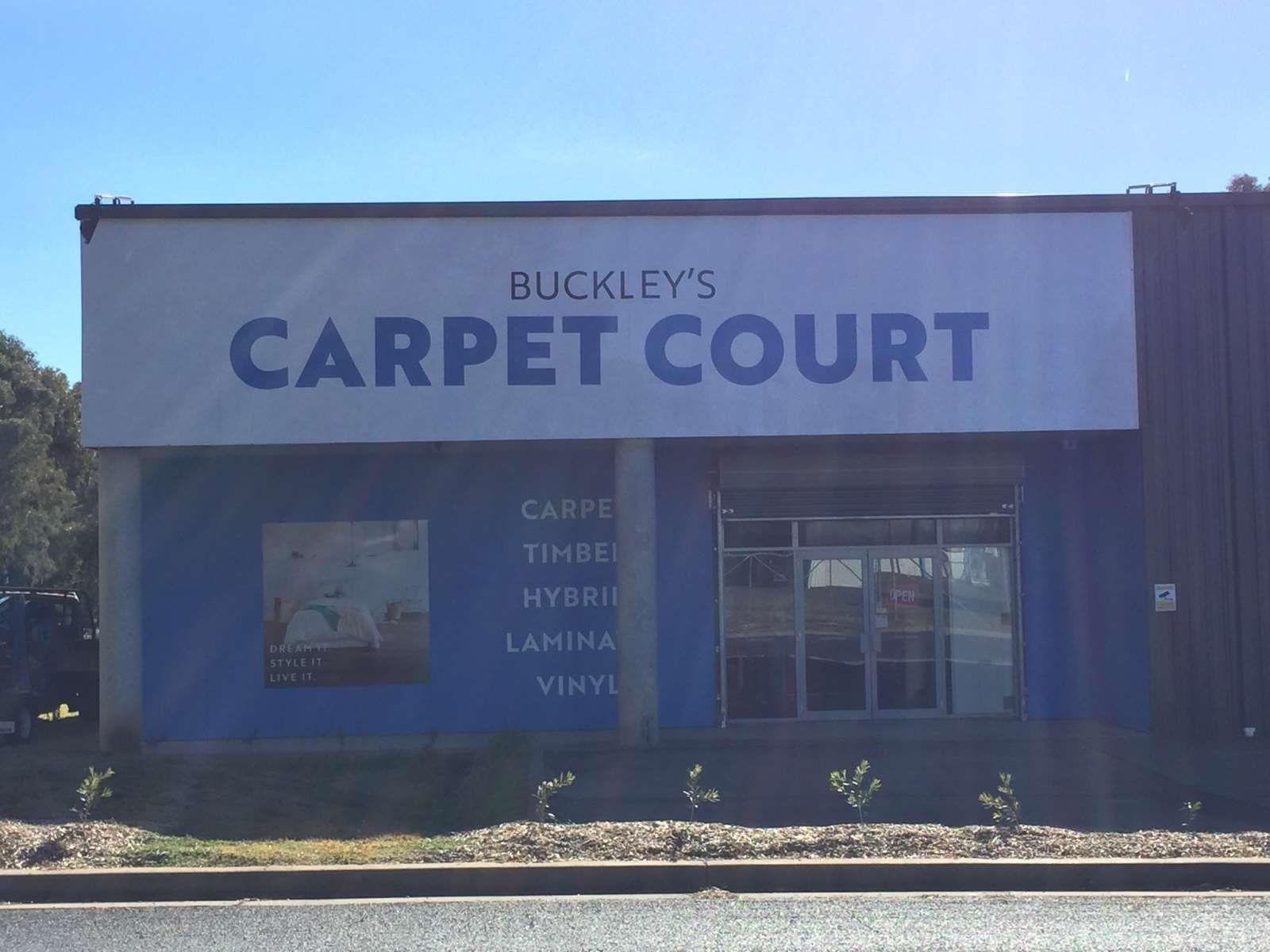 Buckley's Carpet Court