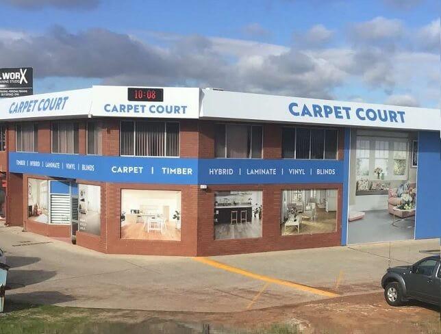 Hutton Street Carpet Court