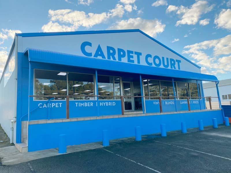 Nick's Carpet Court