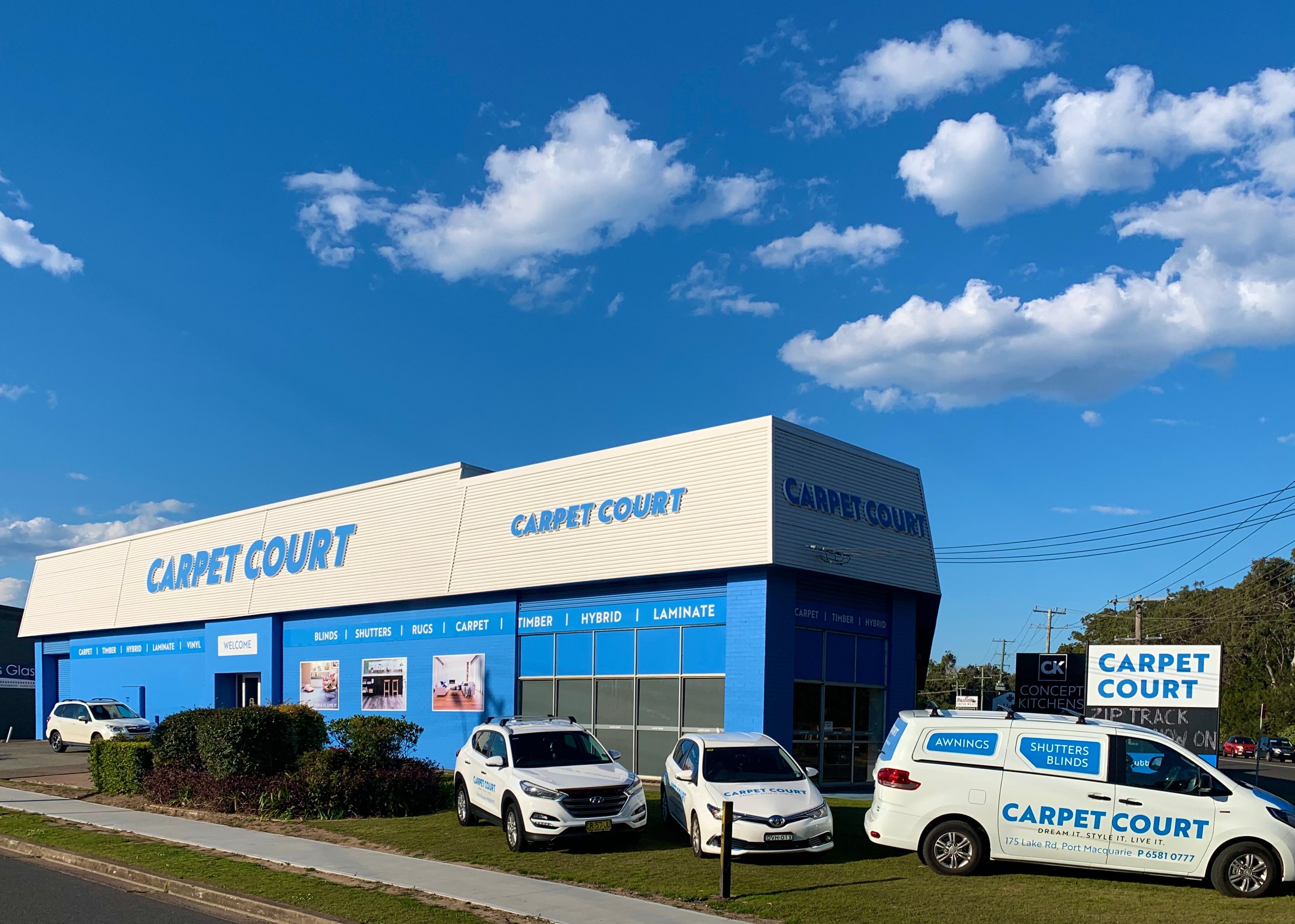Port Macquarie Carpet Court