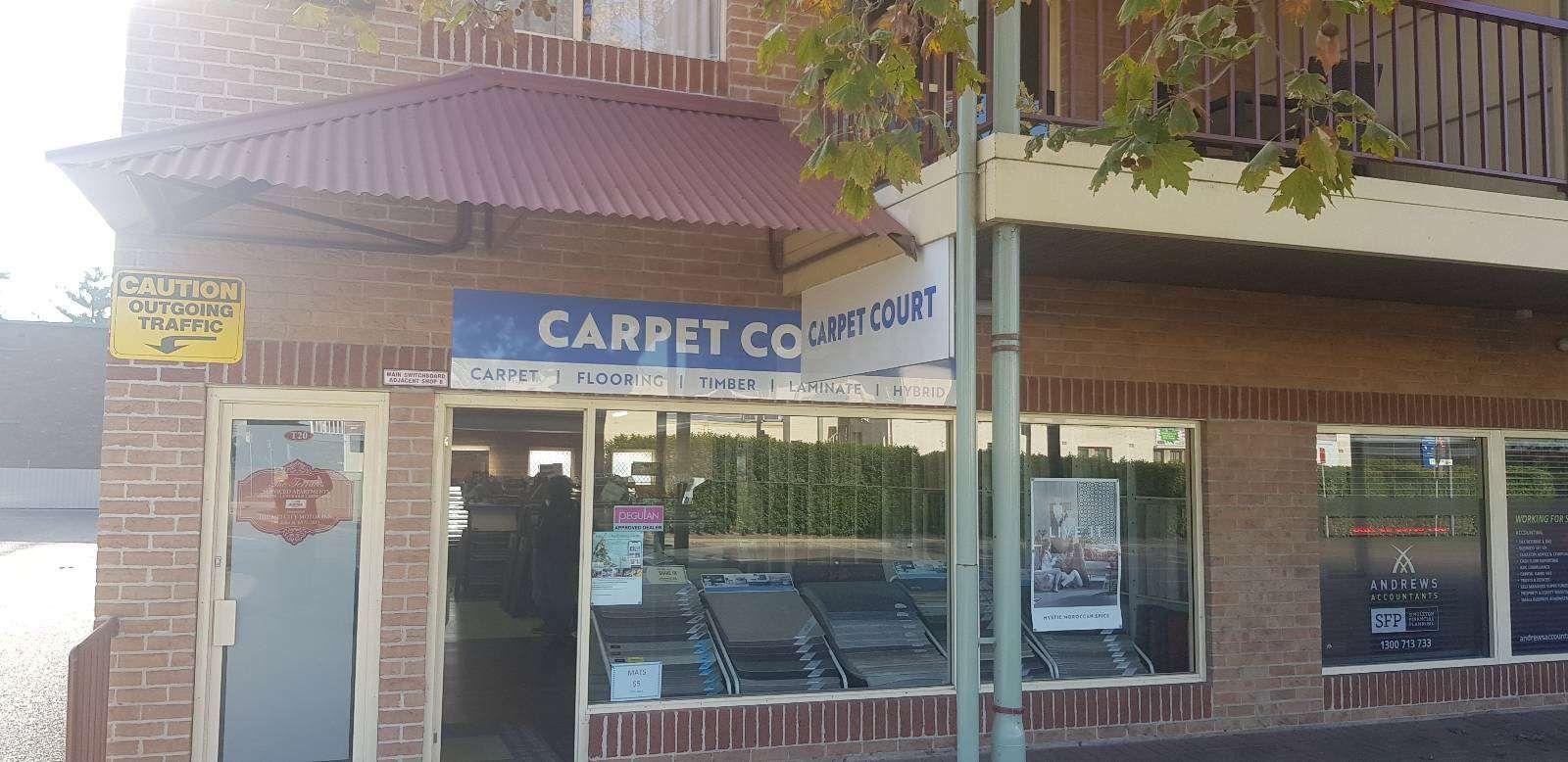 Jones Carpet Court