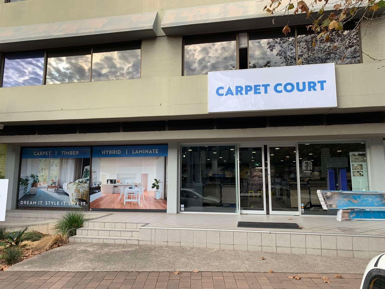 St Leonards Carpet Court