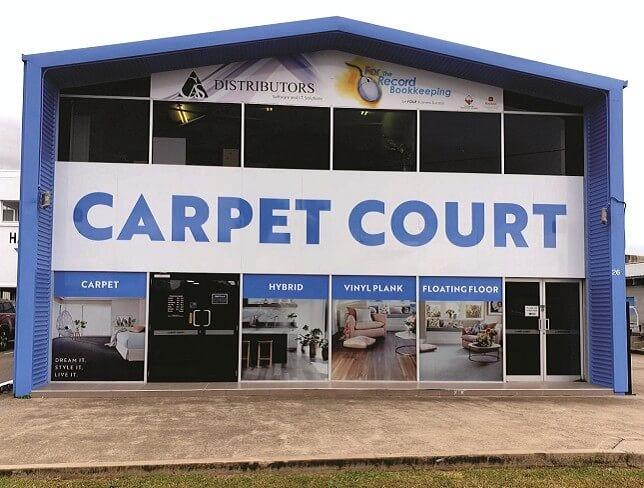 Townsville Carpet Court