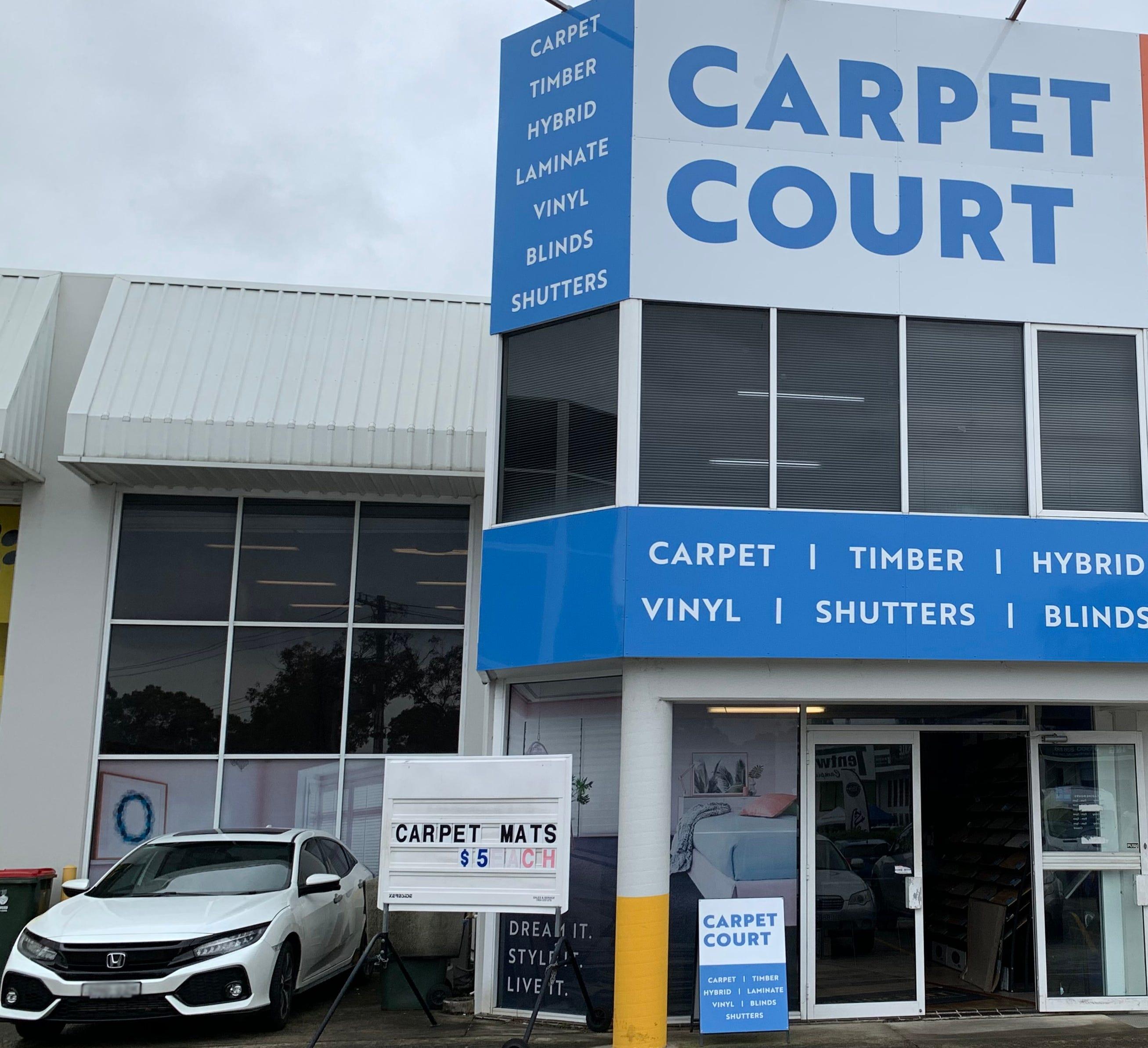 Swift Carpet Court