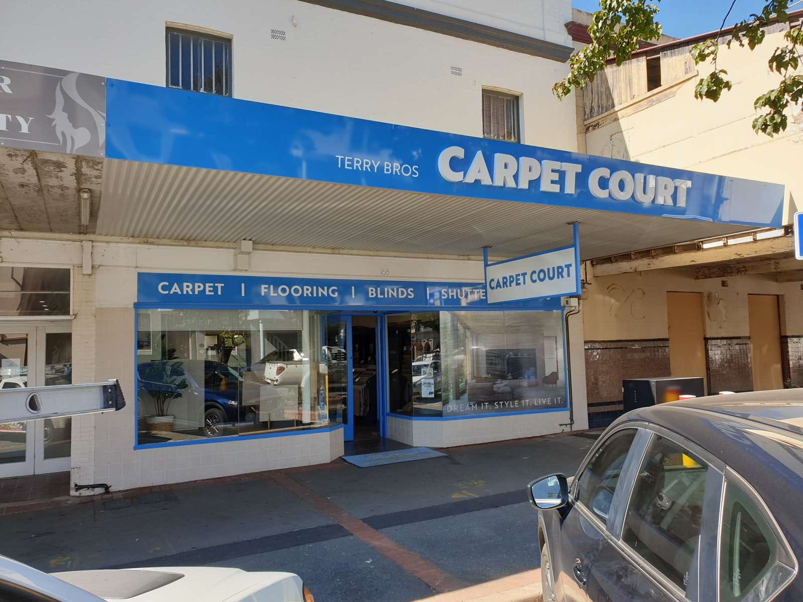 Terry Bros. Carpet Court (Yass)