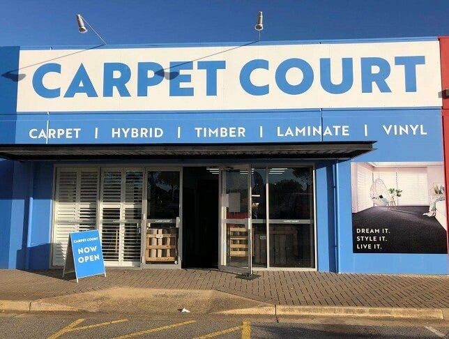 Mid Coast Carpet Court