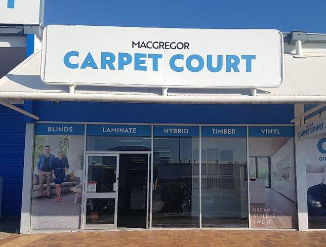MacGregor Carpet Court