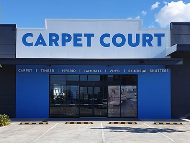 North Lakes Carpet Court
