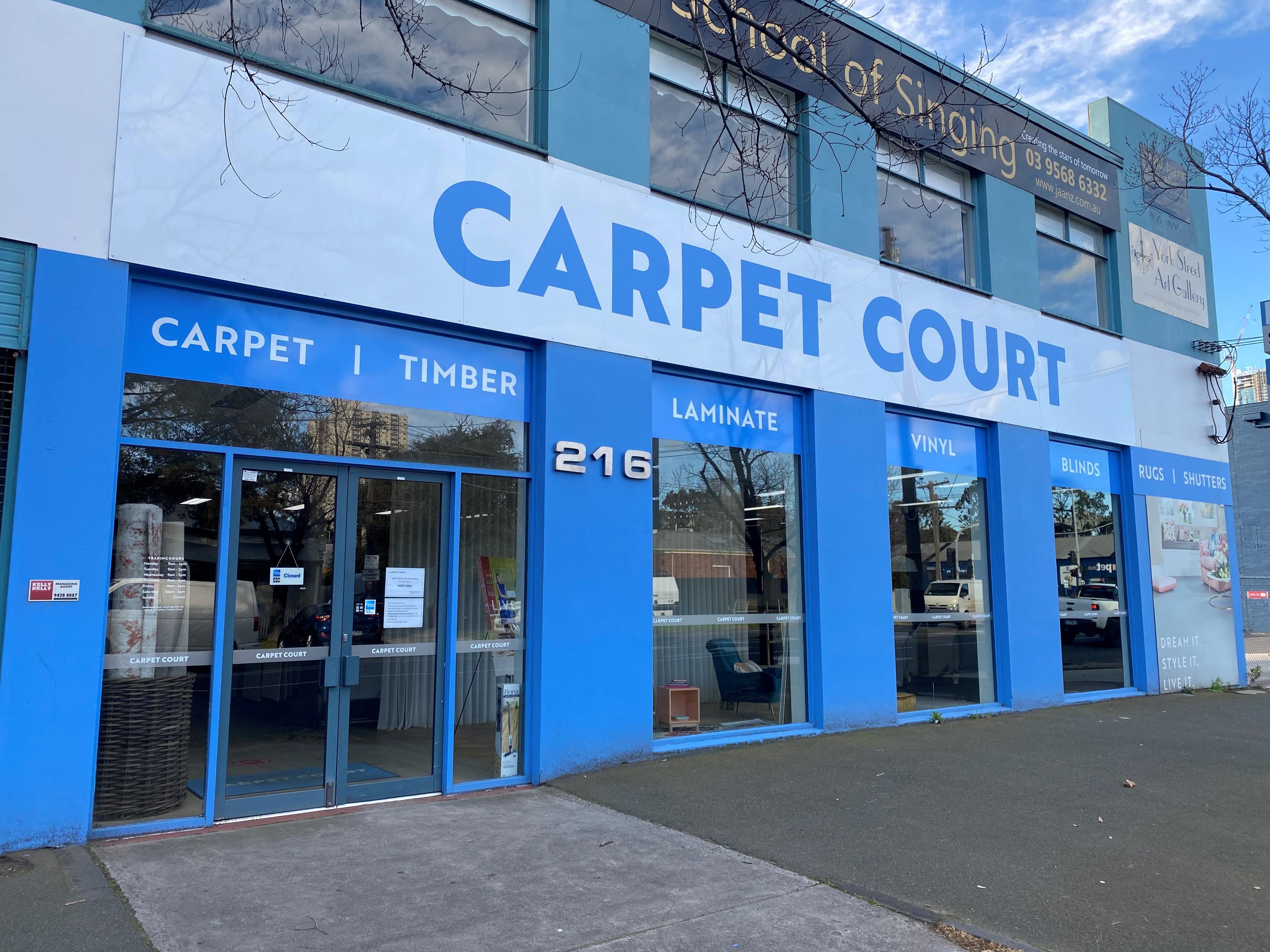 South Melbourne Carpet Court
