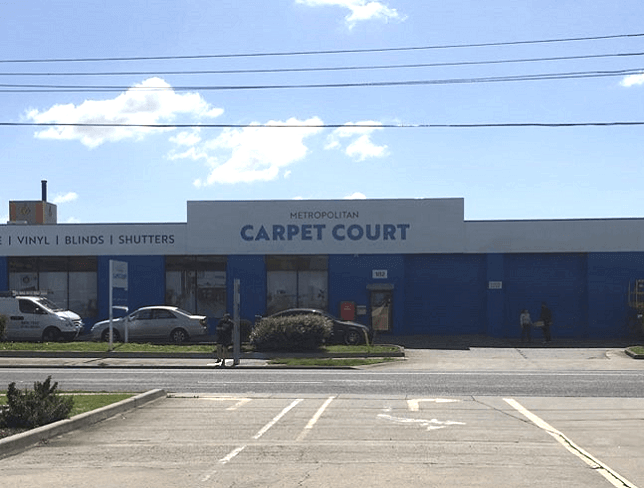 Metropolitan Carpet Court