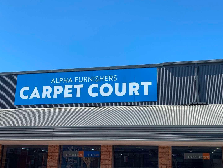 Alpha Furnishers Carpet Court