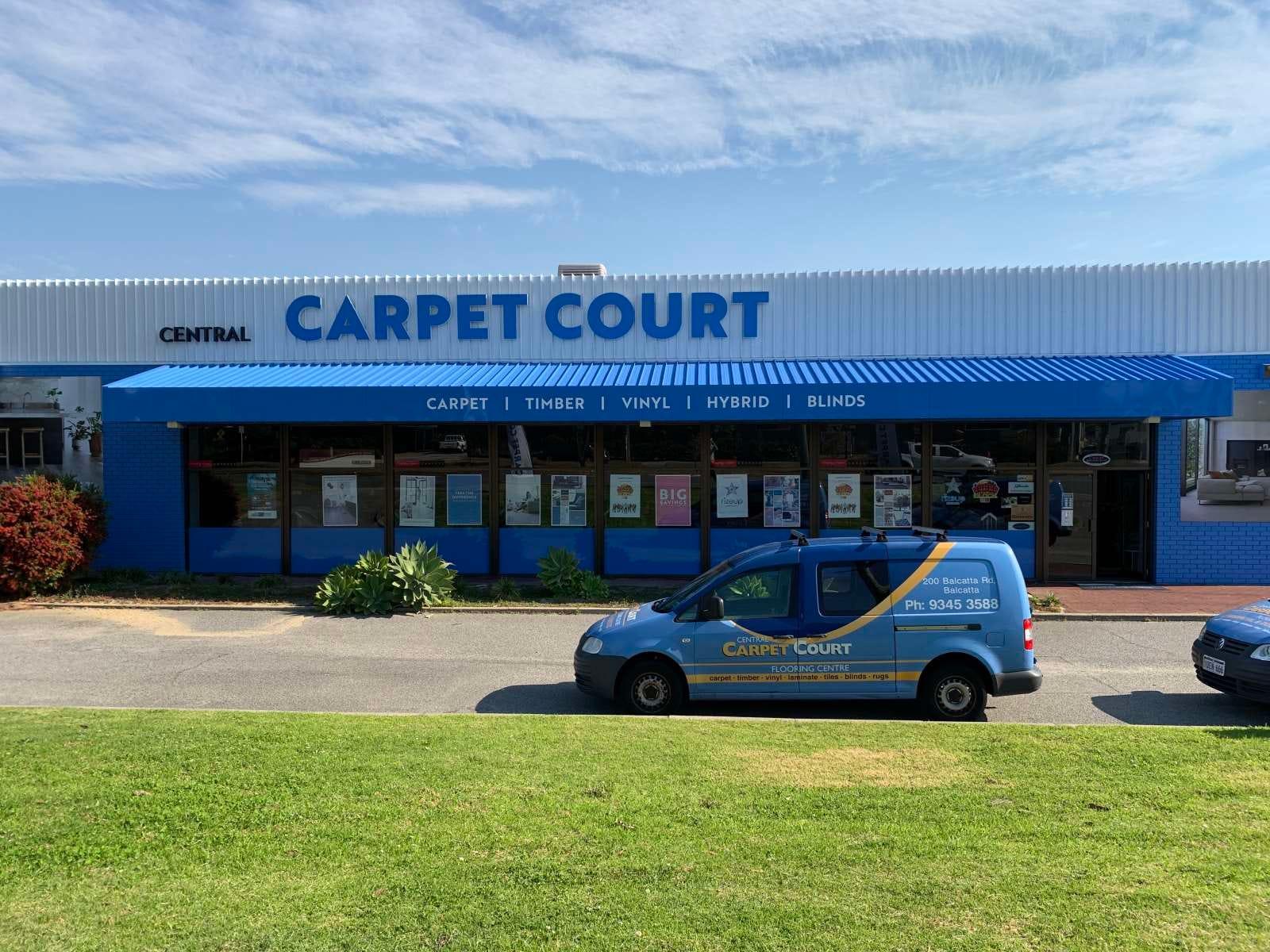 Central Carpet Court