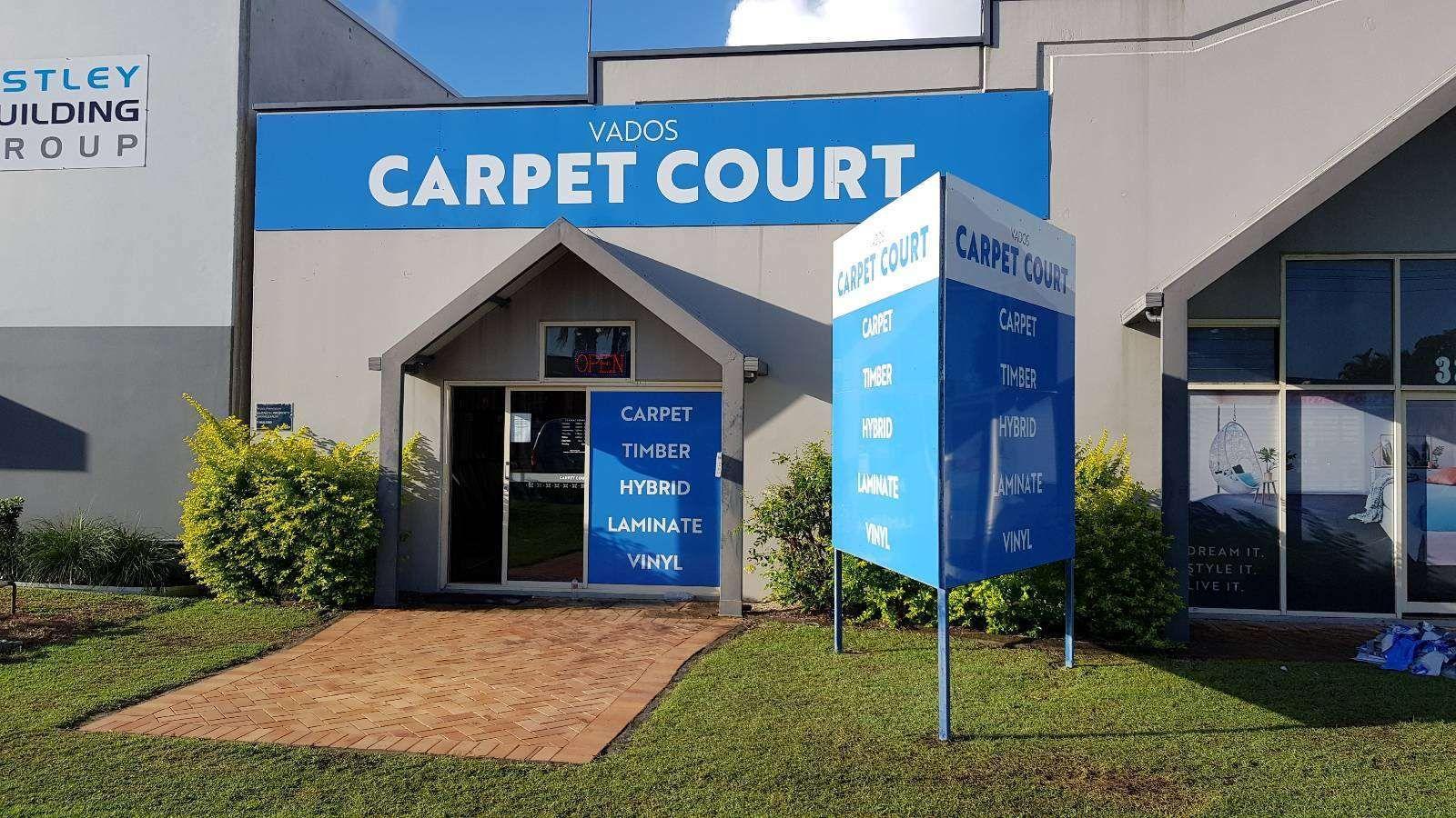 Vado's Carpet Court