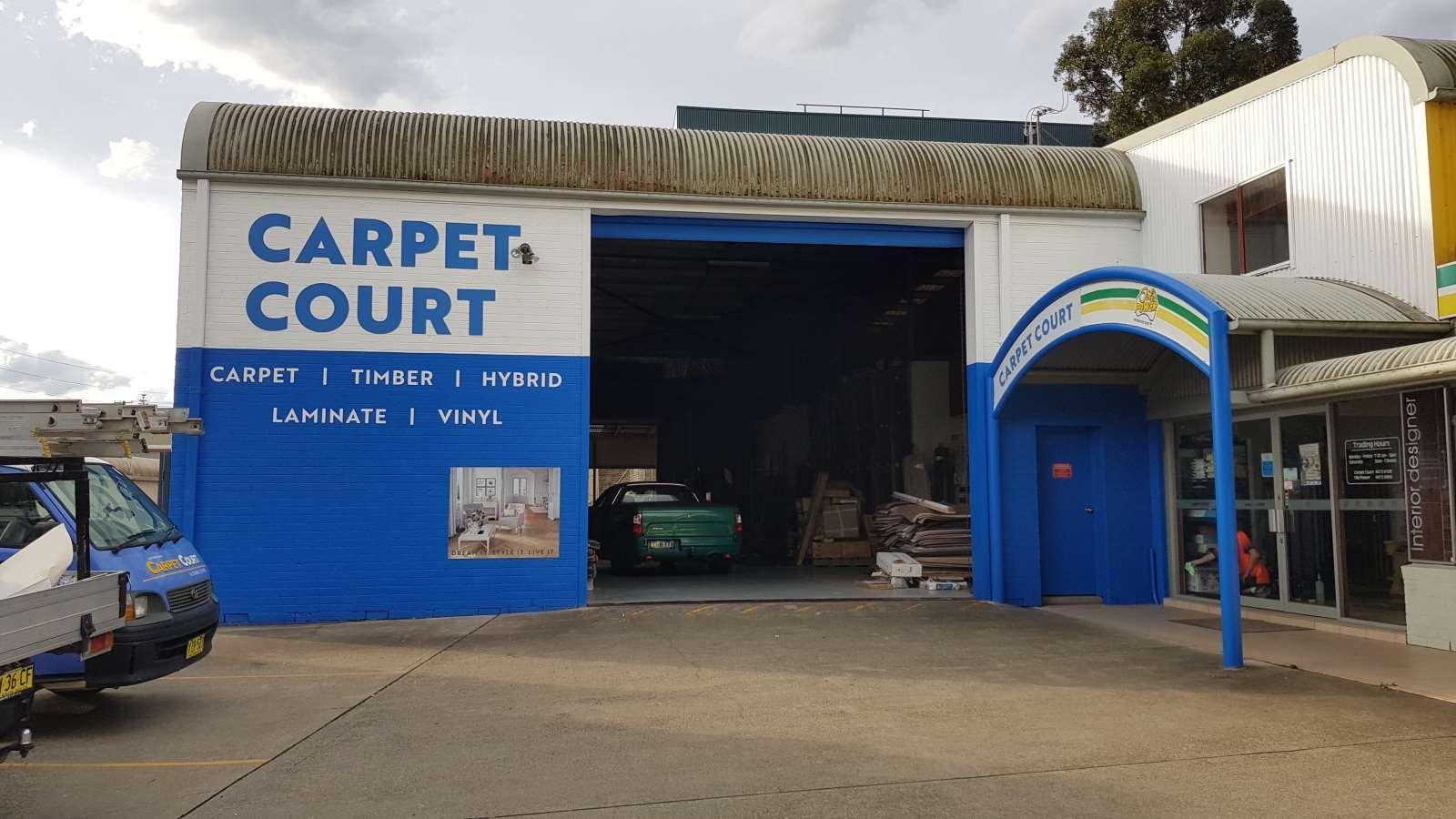 Batemans Bay Carpet Court