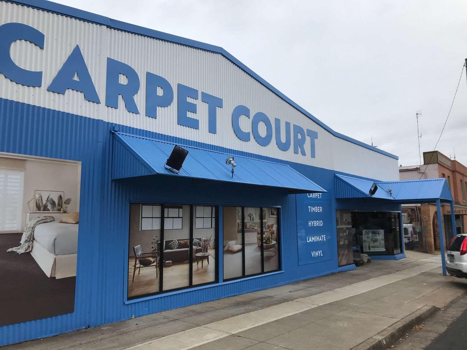 Bathurst Carpet Court