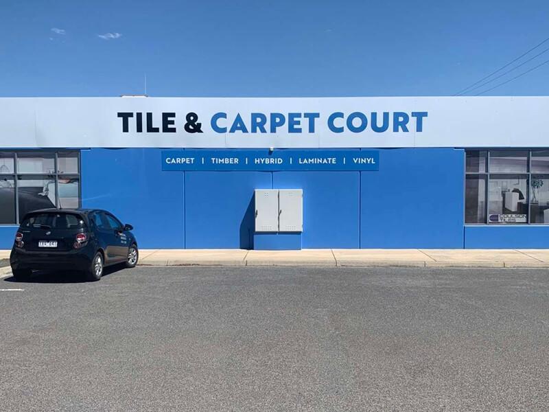 Bendigo Tile and Carpet Court