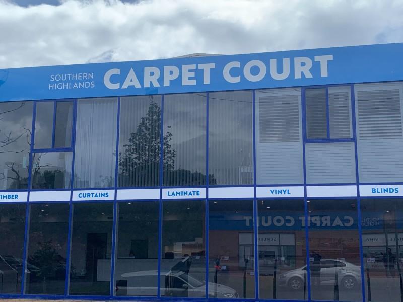Southern Highlands Carpet Court