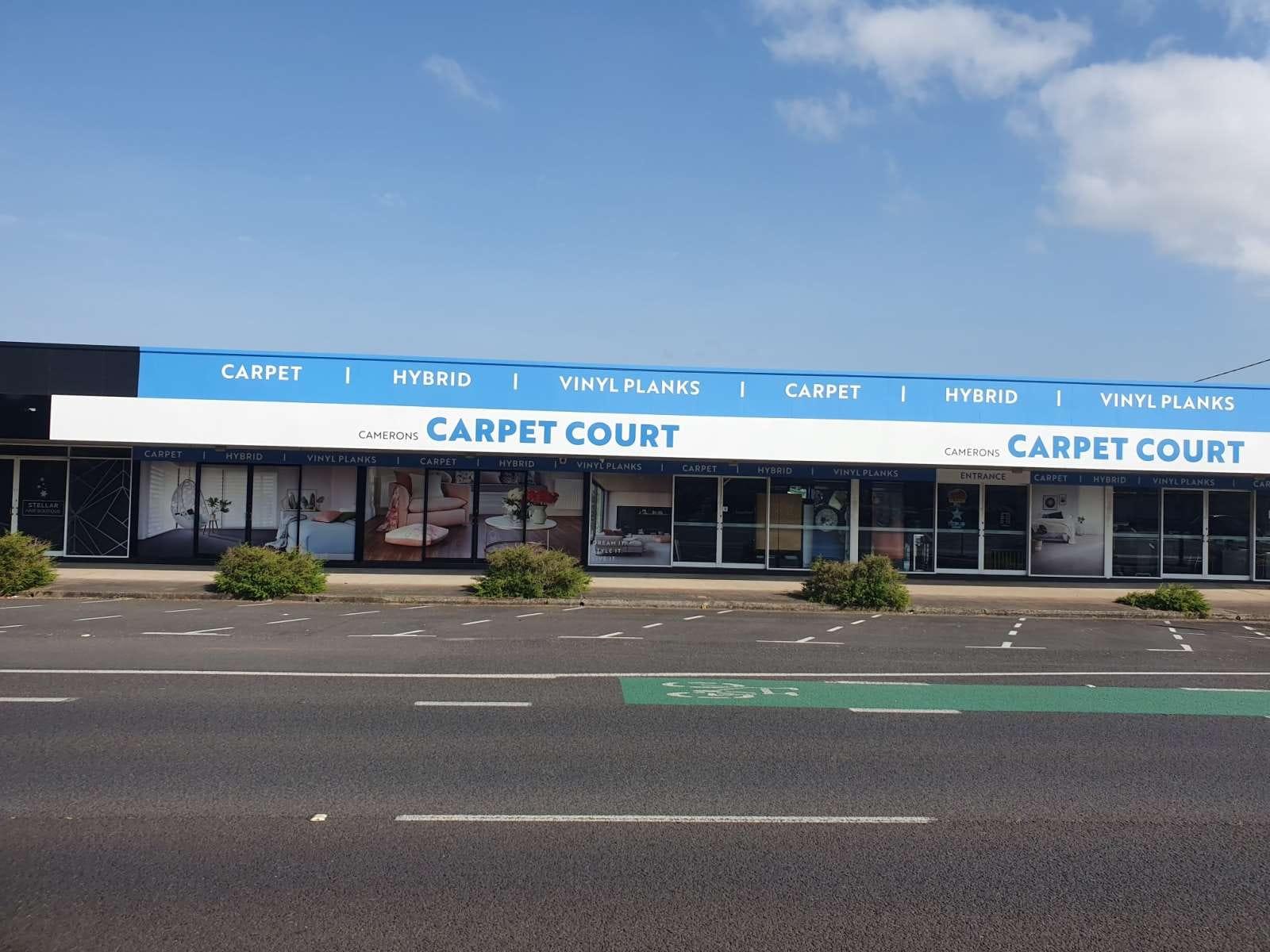 Camerons Carpet Court