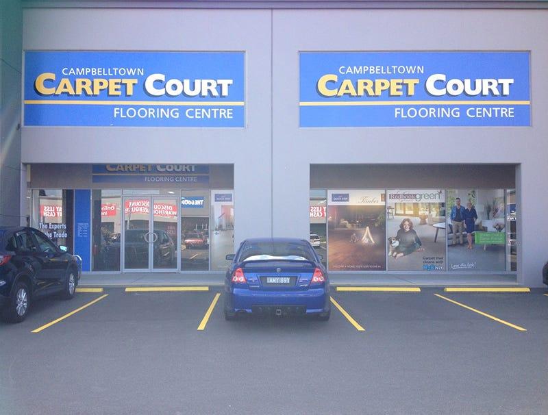 Campbelltown Carpet Court