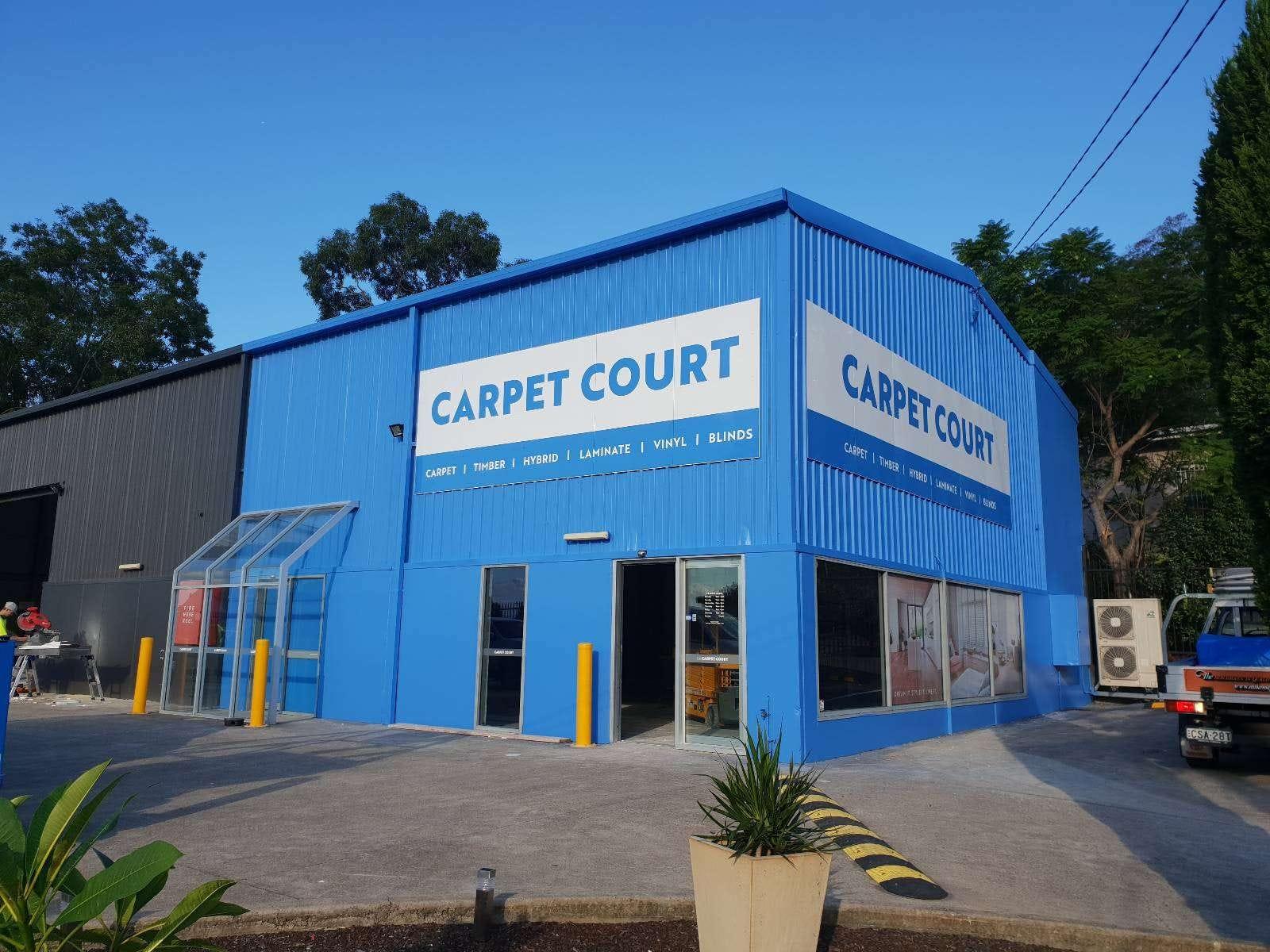 Cessnock Carpet Court