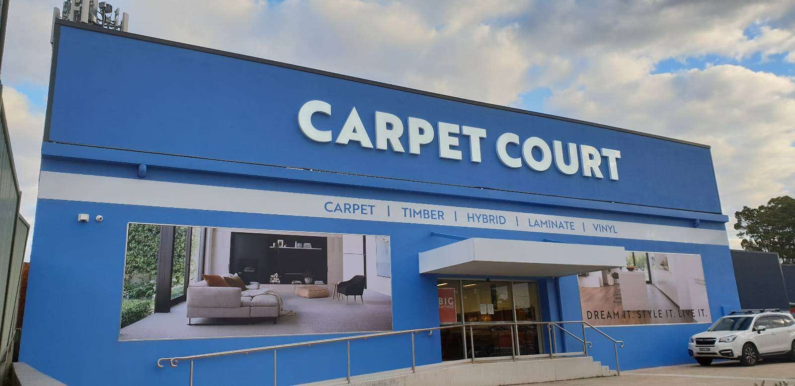 Carpet Court Taren Point