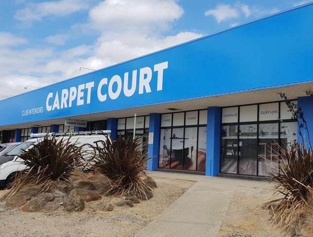 Club Interiors Carpet Court