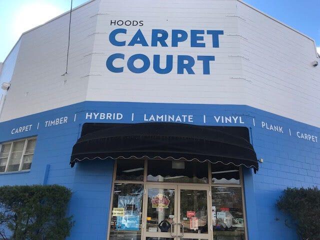 Hoods Carpet Court (Fyshwick)