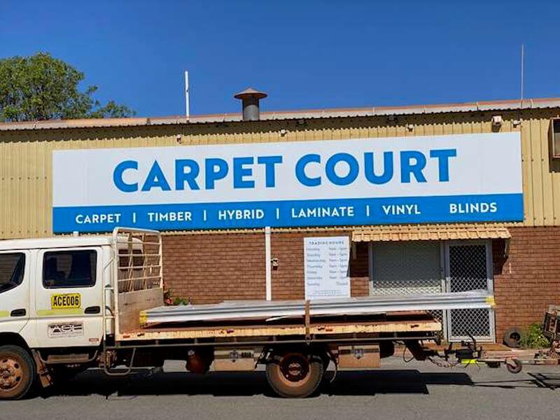 South Hedland Carpet Court