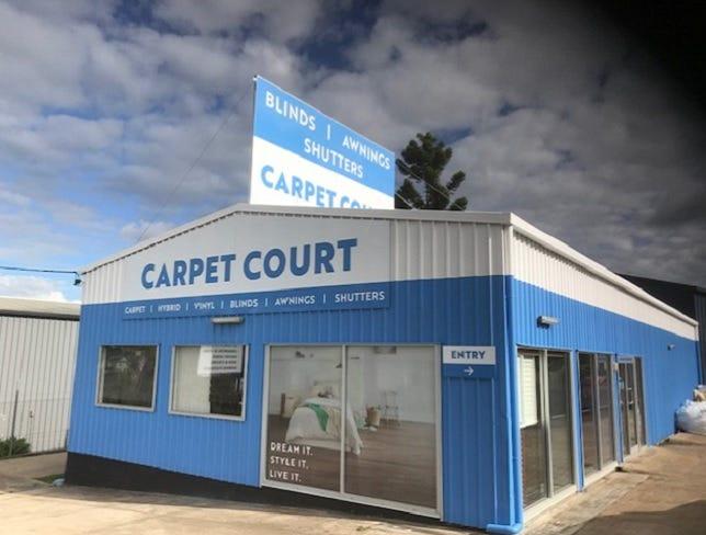 Gympie Carpet Court