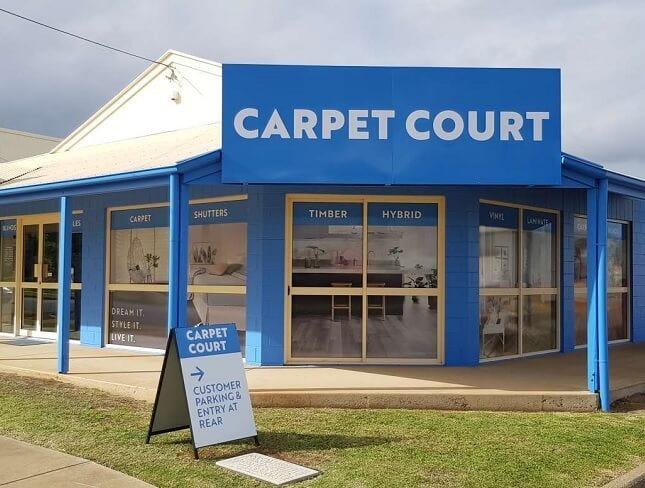 Russ Mackay's Carpet Court