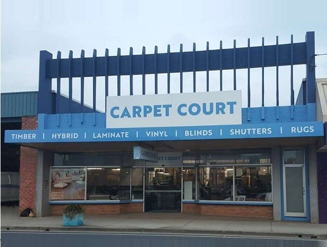 Macksville Carpet Court