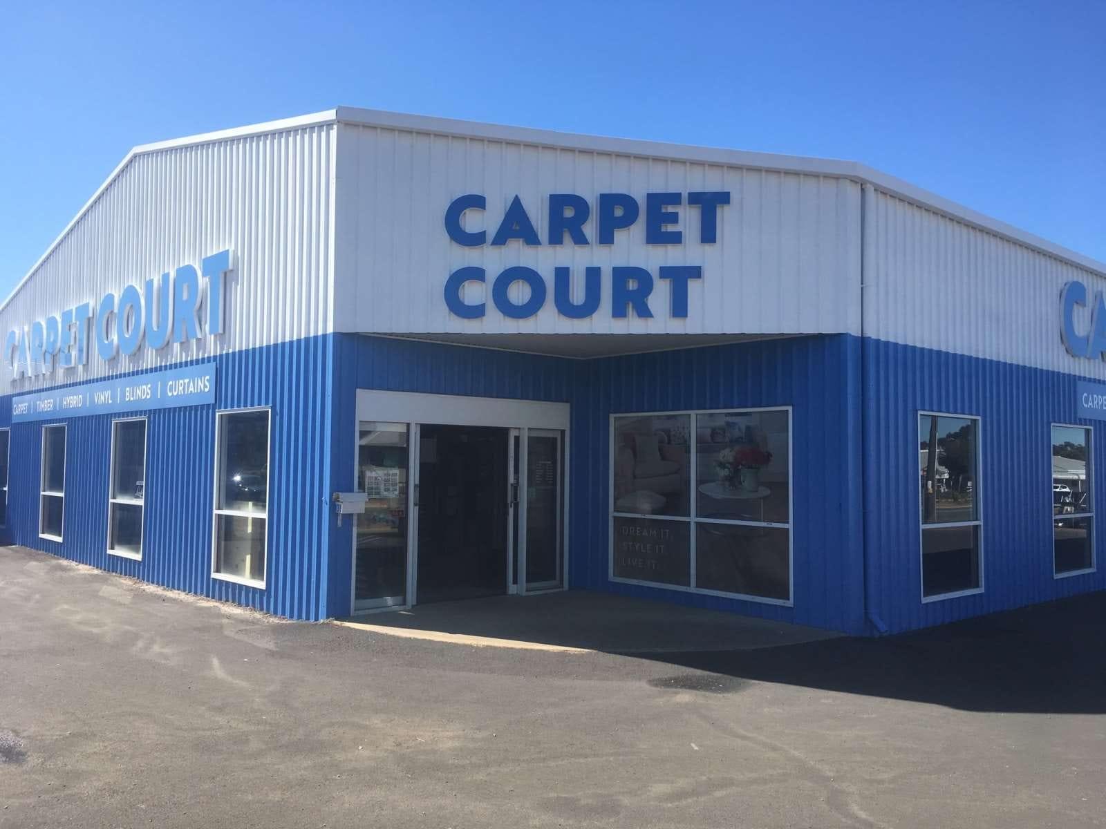 Narrogin Carpet Court