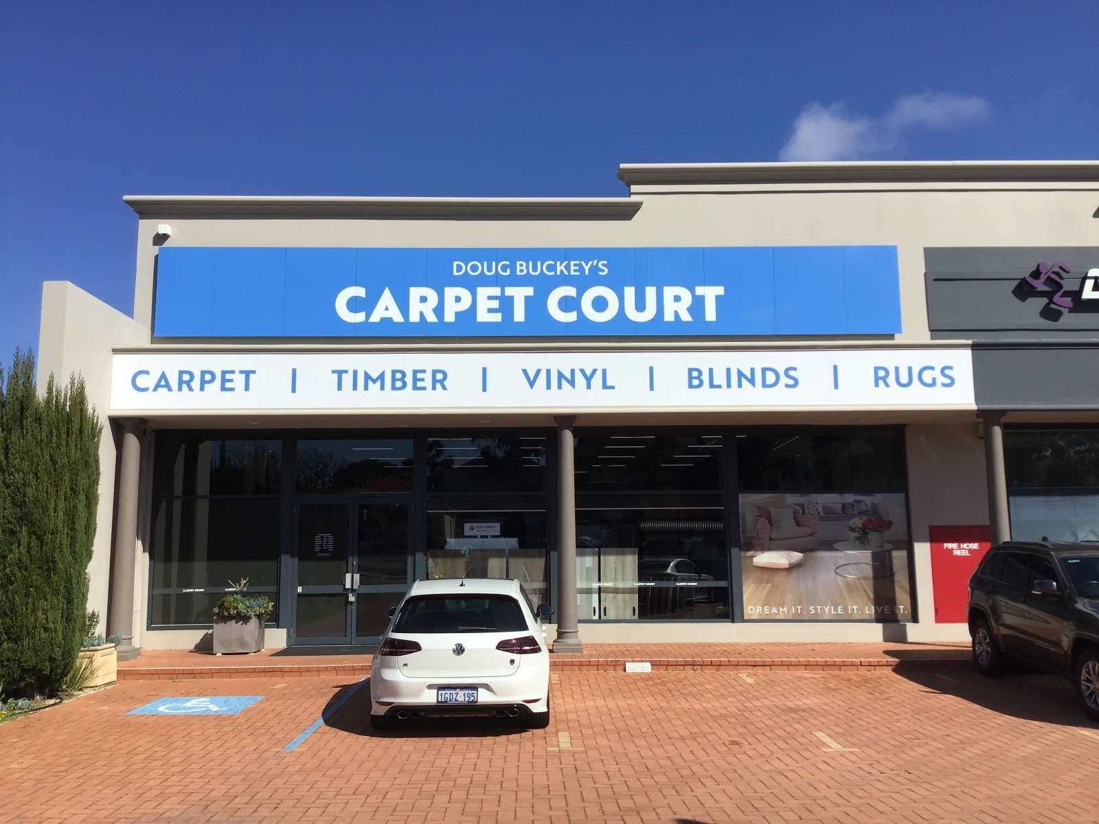 Doug Buckey's Carpet Court (WA)