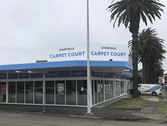 Churchills Carpet Court (Hamilton)