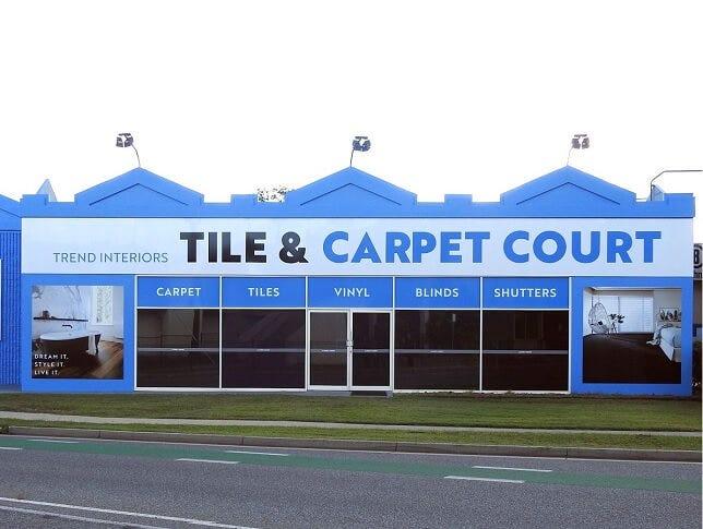 Trend Interiors Tile & Carpet Court
