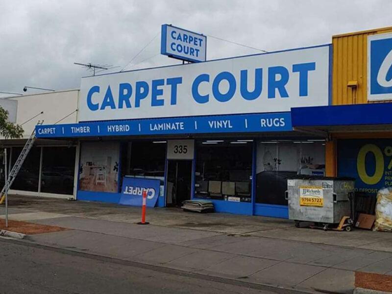 Nunawading Carpet Court