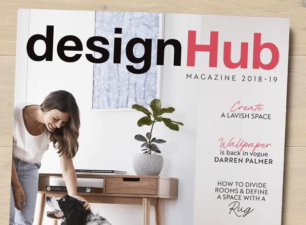 order designHub magazine