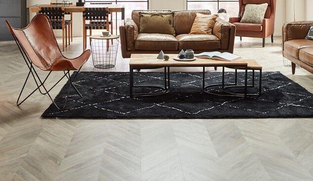 Design Insights: Herringbone Flooring