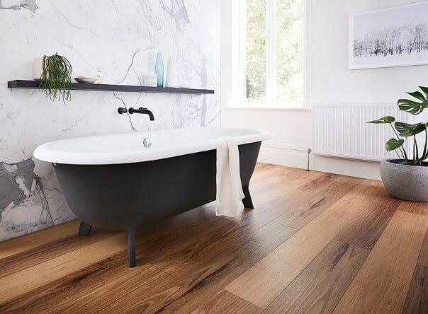 Hybrid flooring innovation