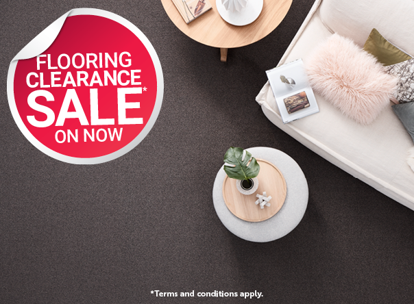 Find out more about our Flooring Clearance Sale now