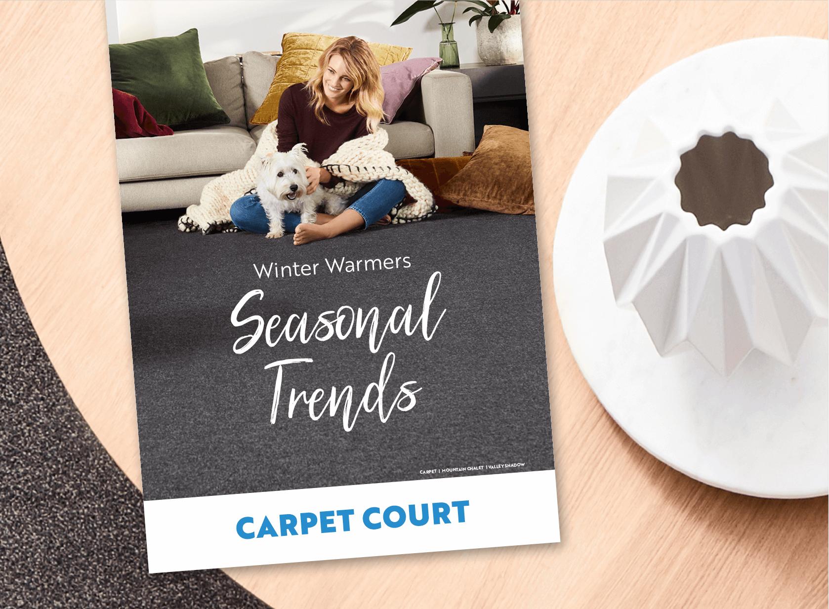 Winter Catalogue 2019 | Carpet Court