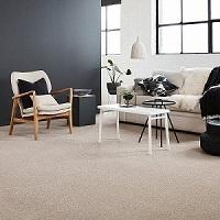 how do i style light coloured carpets