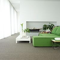 What are the benefits of wool fibre carpet?