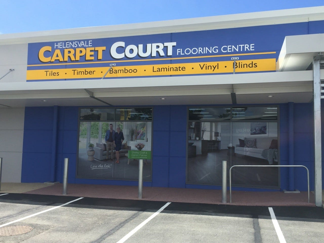 Images of helensvale carpet court
