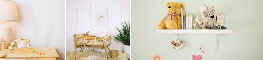 Nursery design tips