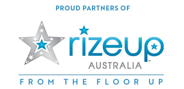 rizeup Proud Sponsors | Carpet Court
