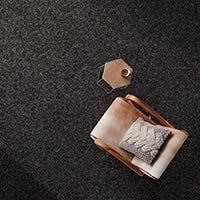 What is plush carpet?