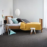 What should you consider when choosing carpet for your kid's room