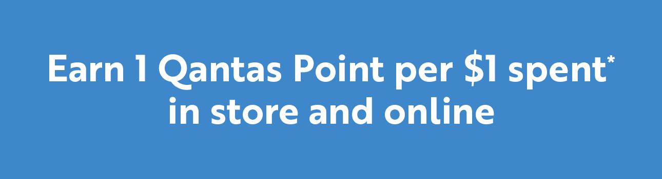 earn qantas points