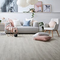 Where should I use laminate flooring in my home?